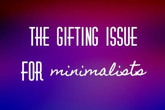 plannedpastel: a hard challenge for minimalists- gifts