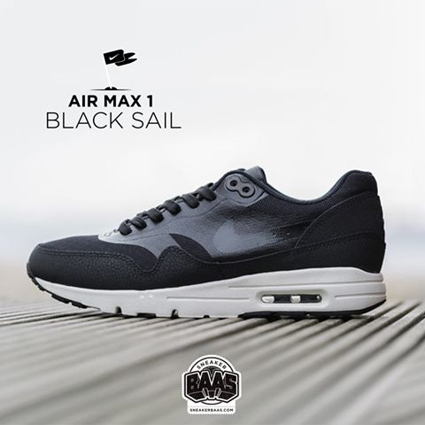 """#nike #air #one #blacksail #sneakerbaas #baasbovenbaas  Nike Air Max Essential Ultra 1 """"Black Sail"""" - Available online, priced at €134,99  For more info about your order please send an e-mail to webshop #sneakerbaas.com!"""