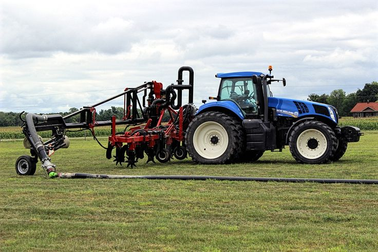 The Cadman Manure Injector - 30', 40' and 50' models available