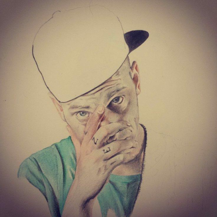 #Portrait #art #Pencils #Clementino