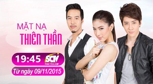 Phim Mặt nạ thiên thần | Thái Lan | SCTV Phim tổng hợp