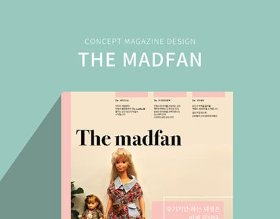 "Check out new work on my @Behance portfolio: ""magazine design_the madfan"" http://be.net/gallery/46077603/magazine-design_the-madfan"