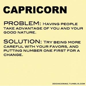 Zodiac Capricorn facts — Capricorn absolutely loves proving people ...
