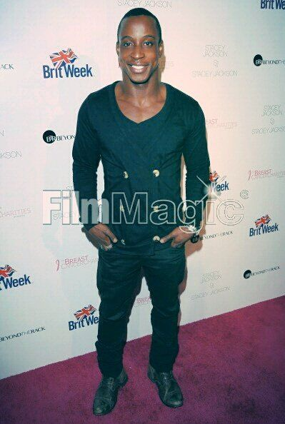 LOS ANGELES, CA - MAY 01: Shaka Smith attends the Official Launch Party Of Stacey Jackson's Debut Album Benefiting Breast Cancer Charities of America held at the Bardot on May 1, 2013 in Los Angeles, California. (Photo by James Lemke Jr/FilmMagic)