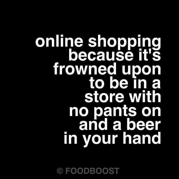 Confession: ik doe aan online window shopping..  Vooral sportkleding & Apple producten zijn favoriet om bij weg te kwijlen! Wat koop jij 't liefst online? by foodboost