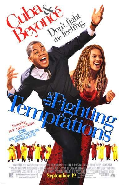 The Fighting Temptations...All-star cast. Cuba Gooding Jr. was a dancing fool...in church!