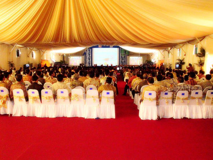 Event Tenda Roder VVIP Pertamina Kalimantan Timur,http://amira-tent.com/#TendaHanggar#TendaHall#TendaGudang#Peresmian#Ulangtahun#Launching#Pabrik#Kantor#Gedung
