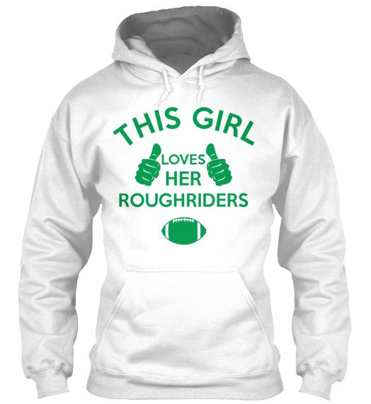 Limited Edition Ladies Roughriders Fans