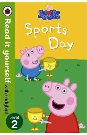 Peppa Pig: Sports Day- Read it yourself with Ladybird