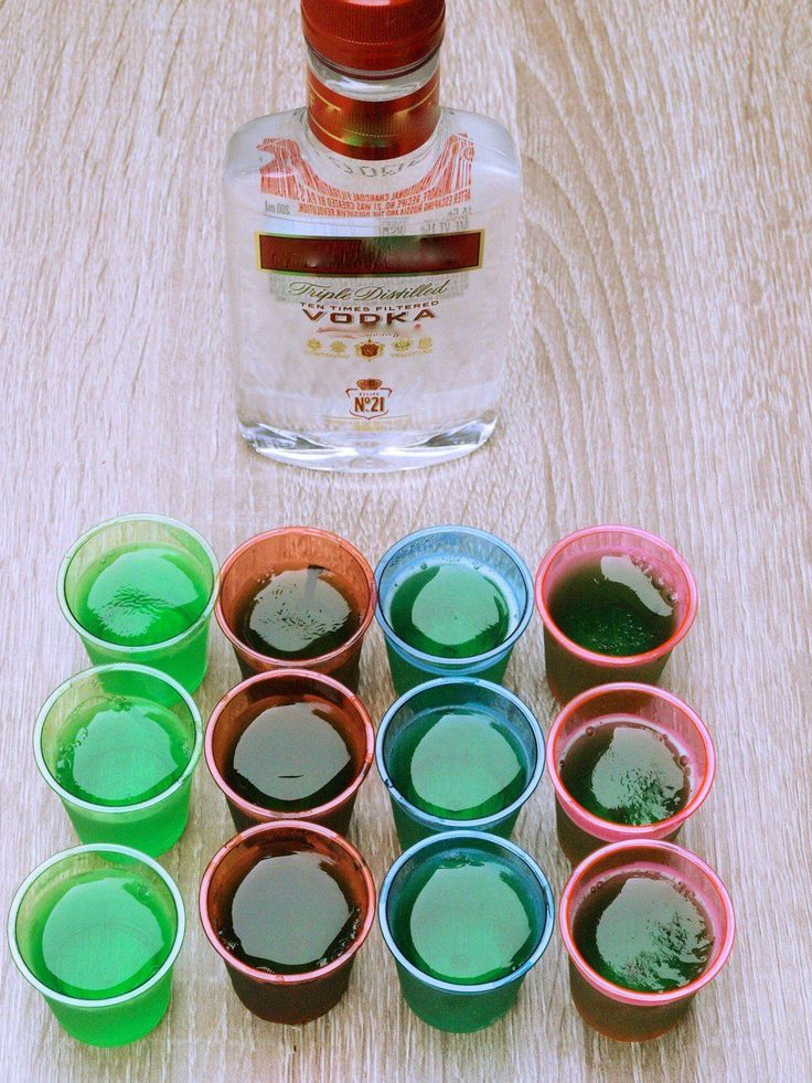 Learn the secret to a perfect basic Jell-O shot. And then learn how to take those shots to the next level with over 65 different combinations. Happy drinking!