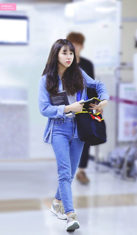 Twice Chaeyoung Airport Fashion Official Korean Fashion Fashion Airport Fashion Kpop Korean Fashion