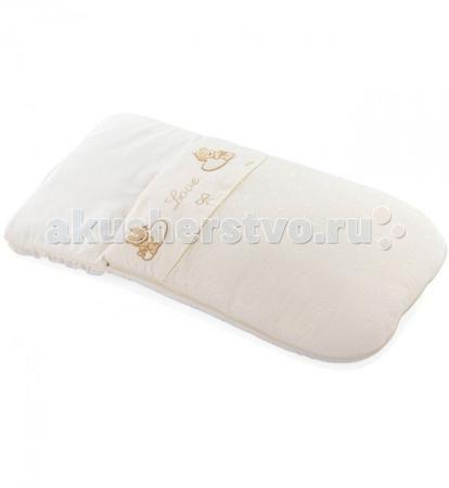 Italbaby Конверт на выписку на молнии Love  — 6790р. -----------  Мягкий и уютный конверт для новорожденного, украшен лентами, объемной аппликацией мишек. Мягкая гипоаллергенная ткань, оптимальное утепление и изумительный дизайн конверта для новорожден