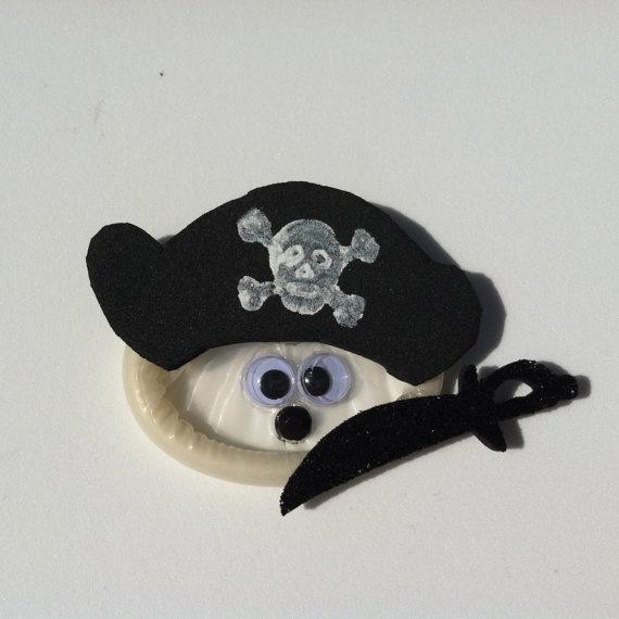 CondomCuties: Pirates, Mi Friends, Condomcuti, My Friends, Etsy Condom, Condom Cuti, Condom 18, Condom Crafts