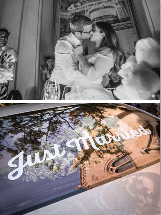Just married (green-think.it wedding planner)