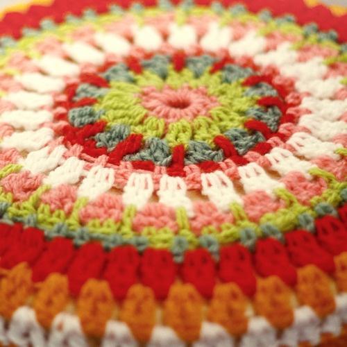 Taburette y Crochet!