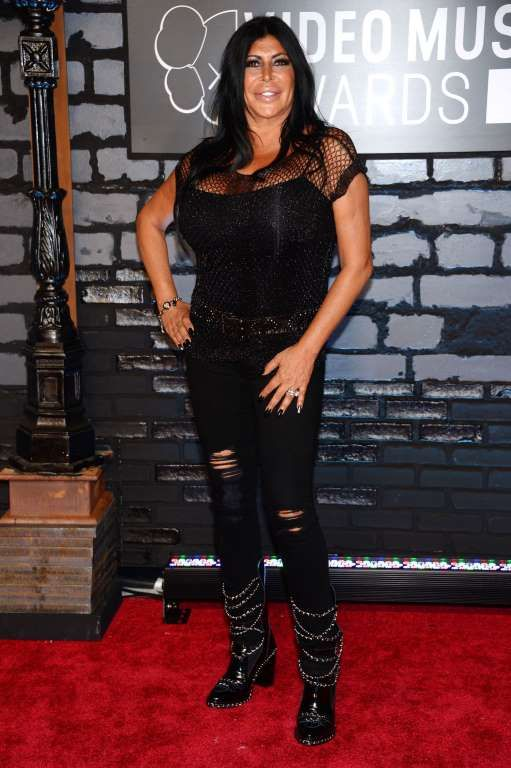 """""""Mob Wives"""" star Big Ang got devastating news this week: It was determined that a growth in her thro... - Dimitrios Kambouris/WireImage"""