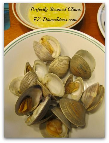 Perfectly Steamed Clams - Follow the instructions in this recipe, you definitely can make the restaurant quality clam dish.  Maybe even better than restaurants....