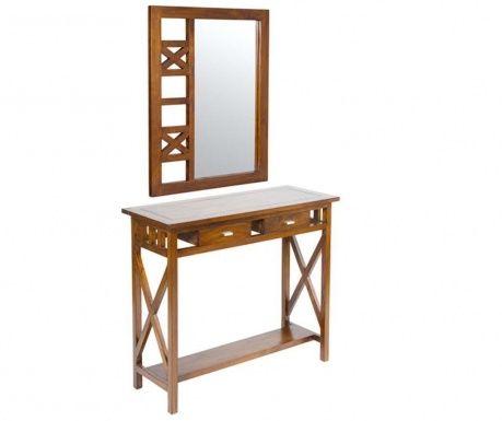 Set consola si oglinda Castilla