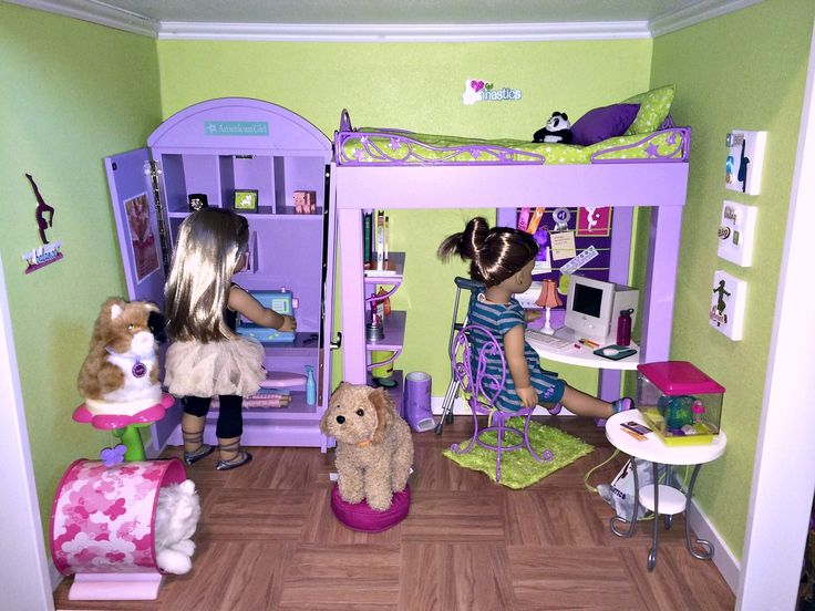 122 Best Images About Diy Dollhouse Rooms For American
