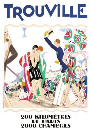Trouville Posters sur AllPosters.fr