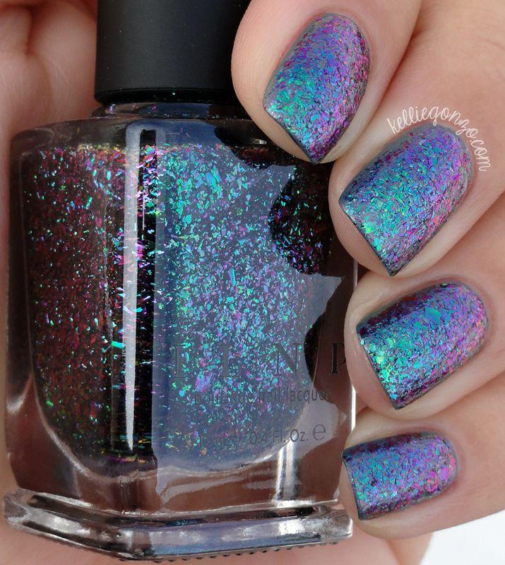 KellieGonzo: ILNP Supernova Swatch & Review