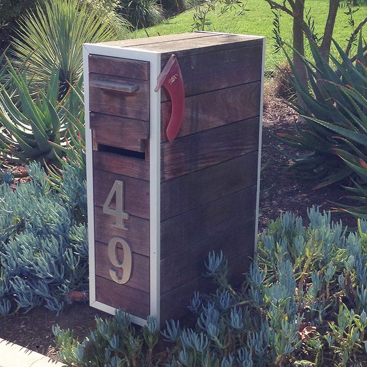 The 25 best Cool mailboxes ideas on Pinterest Unique mailboxes