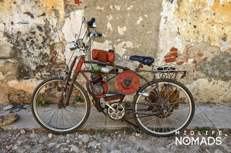 Bicycle Cuban style