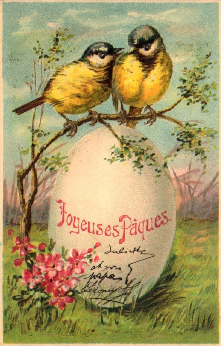 389 best vintage easter and more images on pinterest vintage easter art easter eggs easter bunny vintage easter vintage art vintage images vintage birds vintage postcards post card kristyandbryce Choice Image