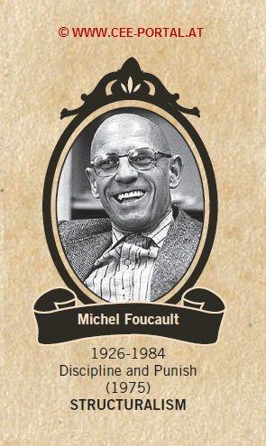Michel Foucault 1926-1984 Discipline and Punish (1975) STRUCTURALISM