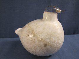 Bird, made by Oiva Toikka