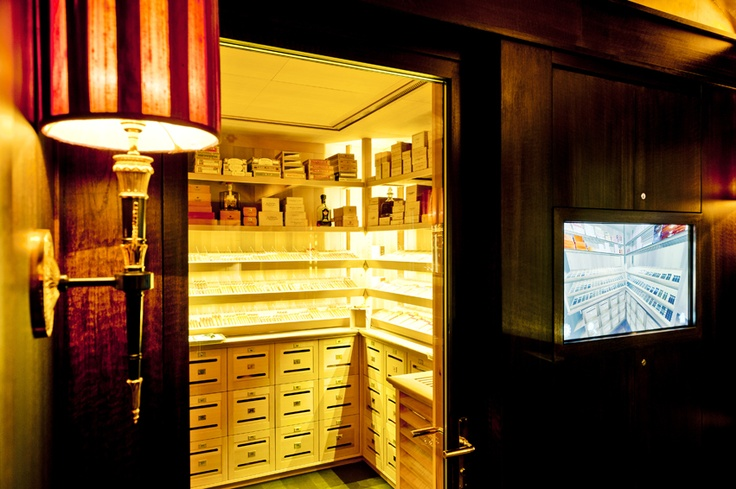17 best images about walk in humidor rooms on pinterest for Walk in wine cellar