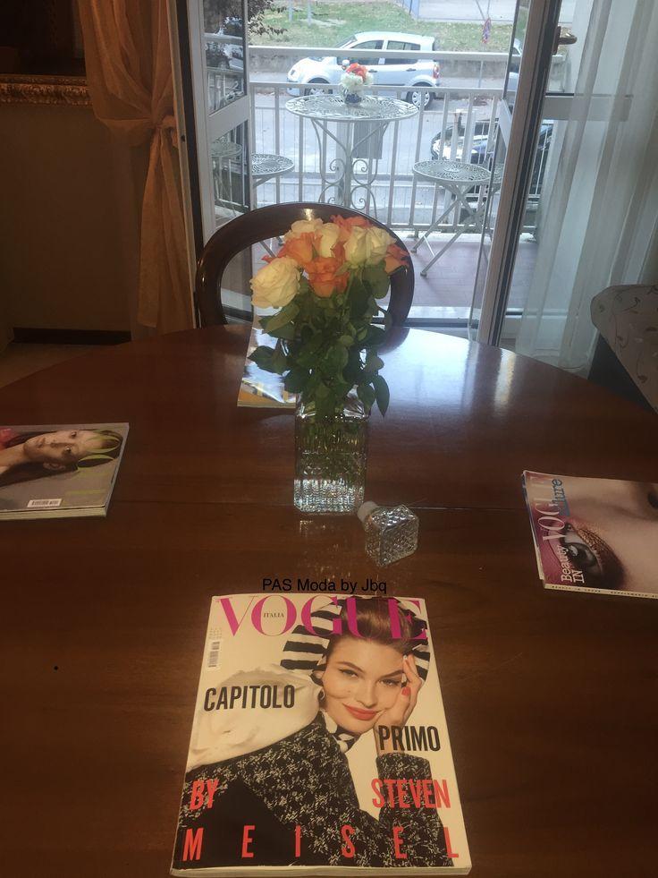 Vogue Italia 07/2017❤️