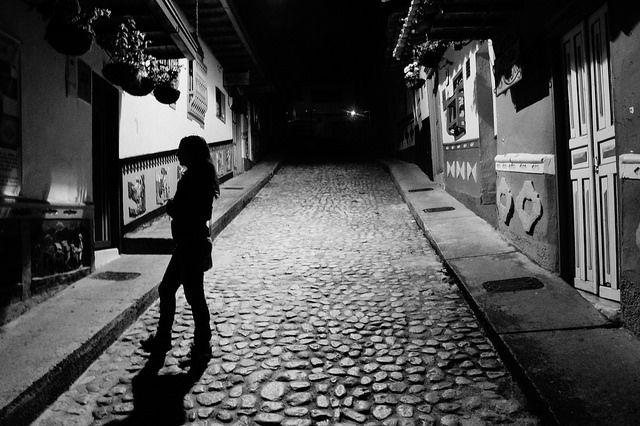 Calle del recuerdo