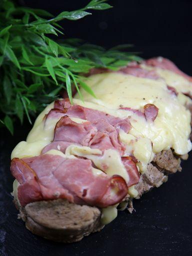 Rôti de veau orloff : Recette de Rôti de veau orloff - Marmiton