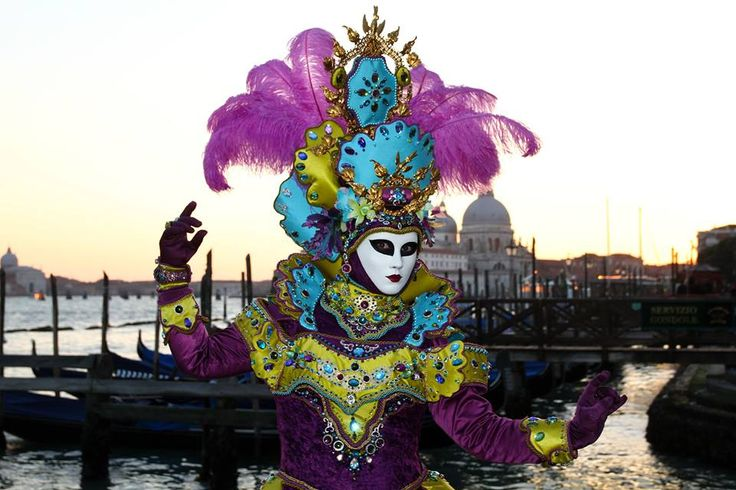 Venice Carnival - Wanderers but not lost #venicecarnival -