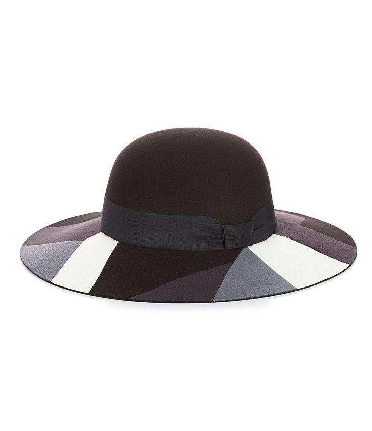 August Hats Free Spirit Felt Floppy Hat