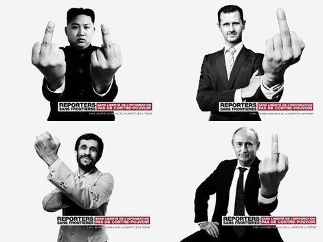 adv / Reporters Sans Frontières