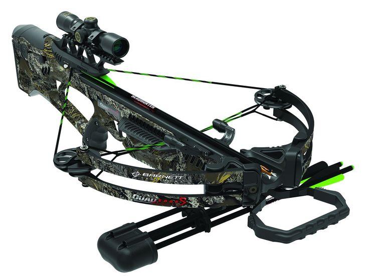Produk Crossbow - Barnett Crossbows Quad Edge 350 FPS | Pusat Komando