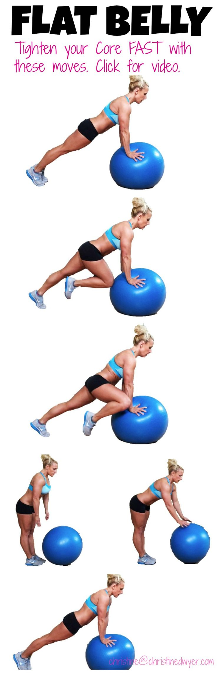 Real time: Slow isn't always a bad thing!  These moves work the upper body in isometric contraction, which means the muscles are firing to work, but not moving. ✨✨ The core has to fight for balance as you slowly change knees.