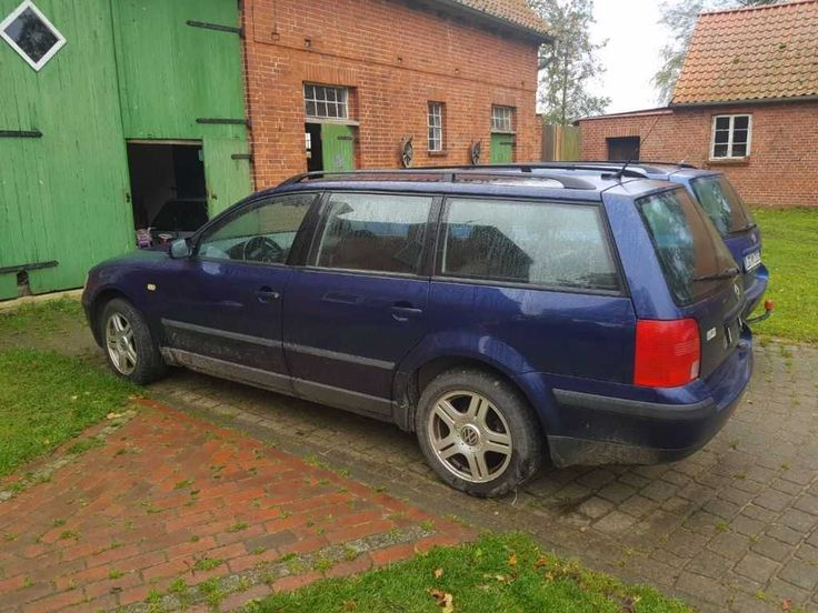 VW Passat Variant 2,3l V5 150PS