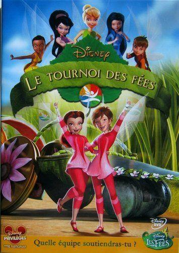 Clochette : Le Tournoi Des Fées [DVD]