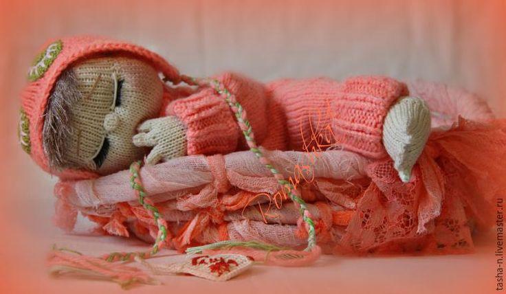 Мастер-класс по вязанию малышки Сонюшки - Ярмарка Мастеров - ручная работа, handmade