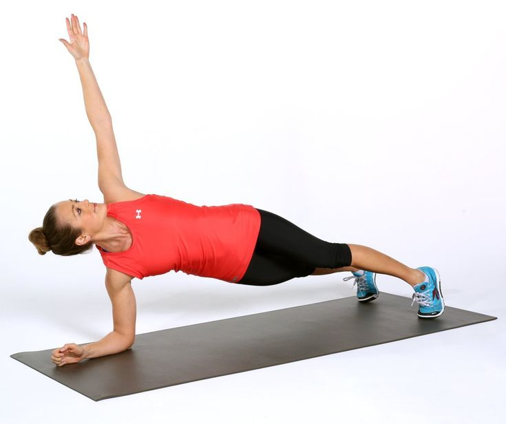 Bodyweight Core Workout              Image Source: POPSUGAR Photography