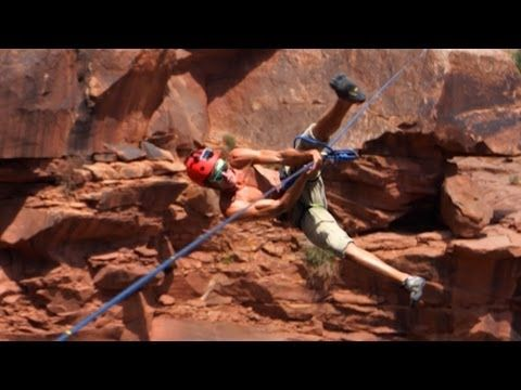 ▶ Extreme Highlining - Insane Heights!!! - YouTube: http://www.youtube.com/user/devinsupertramp?feature=watch