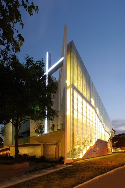 Bethel Assembly of God Church | LAUD Architects Pte | Bustler