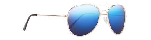"""⭐⭐⭐⭐⭐ 5 star review from Andra B.:  """"Great Sunglasses - These glasses fit well and are super light. Most aviators are too big for my face and rest on my cheeks, but these don't which is great. The only thing I would change is that I wish they were more mirrored/reflective. They have a brown tint when looking through them, which is not good or bad, just different from other sunglasses I've had. Came in a great little box with a soft case/bag to carry or clean them, and I even got a little…"""