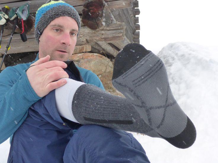 Test Safersox Outdoor- & Trekkingsocke http://wp.me/p2x69e-l2D #Bluesign #Hochtouren-Bergsteigen #Polygiene #Safersox #Wandern-Trekking #Wandersocken #TestsSocken #ichliebeberge