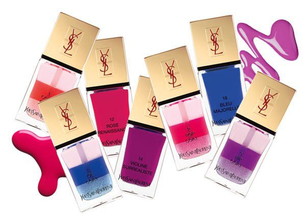Vibrant nail colours by YSL to match your favourite sundress when you visit Capella #luxury #fashion #design #colours #nails #Capella #resort #style
