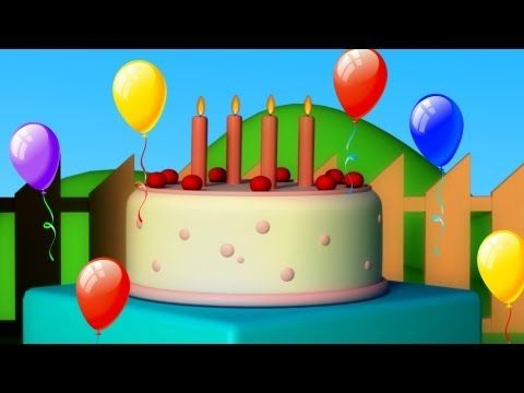 ▶ Happy Birthday Song - YouTube