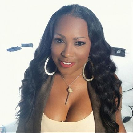 She's Baaack! Maia Campbell Seen On Set Of New TV One Series  http://madamenoire.com/278274/shes-baaack-maia-campbell-seen-on-set-of-new-tv-one-series/